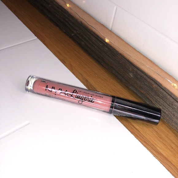 NYX Other - 🆕 FREE WITH BUNDLE / nyx lipli lingerie lip color